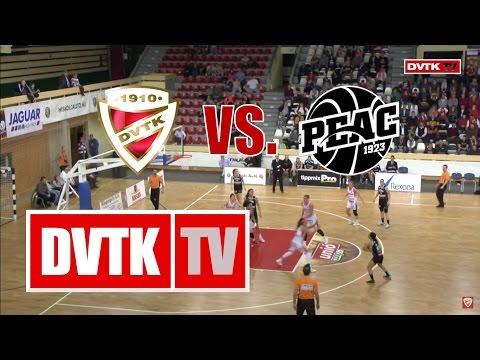 Női kosárlabda NB I. A-csoport. 18. forduló. Aluinvent DVTK - PEAC-Pécs