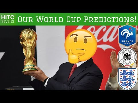 7 Countries Most Likely to Win the 2018 World Cup (видео)