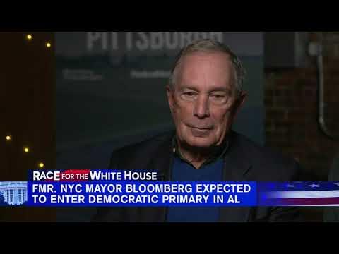 Michael Bloomberg again considers running for president