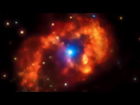 NASA | Superstar Eta Carinae Shoots Cosmic Rays