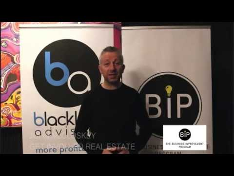 John McCloskey shares his experience at The BIP Melbourne
