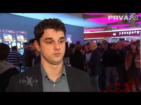 Nikola Rakocevic premijera filma Travelator