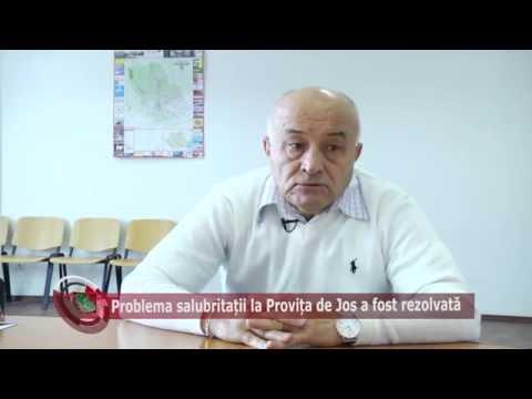 Emisiunea Proiecte pentru comunitate – 14 octombrie 2016 – Provița de Jos