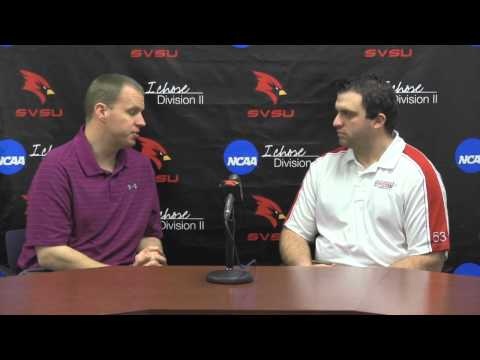 SVSU Men's Basketball Weekly Update - February 20, 2014