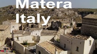 Matera Italy  city images : Matera Italy, UNESCO World Heritage Site - LVBO Travel Videos