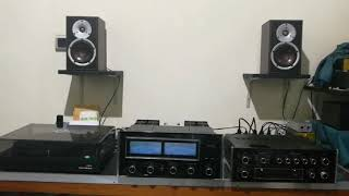 Download Lagu Dali Spektor 2 + Mc Intosh MC2205 Power Amp + Mc Intosh C32 Preamplifier Mp3