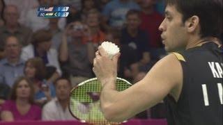 Video Chong Wei Lee Wins Badminton Singles Quarterfinals - London 2012 Olympics MP3, 3GP, MP4, WEBM, AVI, FLV November 2018