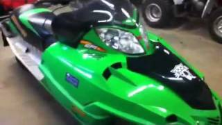 9. 2005 Arctic Cat F7 Sno Pro review and info