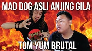 Video ANJING GILA!!! TOM YUM BRUTAL + MAD DOG 357 | GERRY GIRIANZA ft. BLACK MP3, 3GP, MP4, WEBM, AVI, FLV Oktober 2017