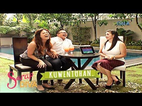 Sarap Diva: Makikain at jamming kasama sina Aiza Seguerra at Liza Diño