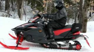 6. Yamaha RS Vector LTX 2008   essai (vidéo)2.flv