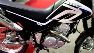 7. 2013 Yamaha XT250