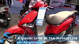 7. Piaggio Liberty 50 2017 Give Motorcycles Review for 2018 & 2019 Better