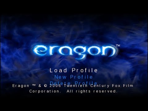Eragon PSP Playthrough - Puff The Magic Dragon