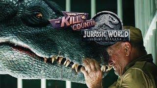 Video Jurassic World: Fallen Kingdom - The Kill Counter MP3, 3GP, MP4, WEBM, AVI, FLV Desember 2018