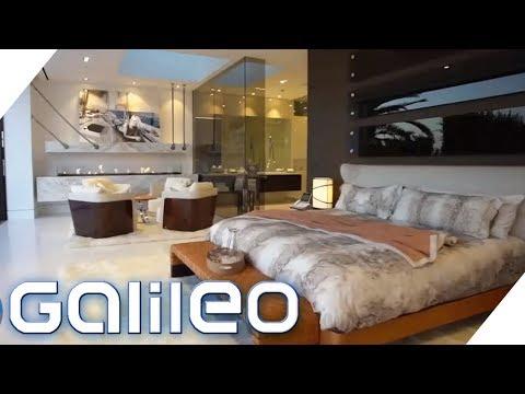 Das teuerste Haus der Welt   Galileo   ProSieben