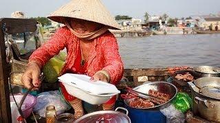 Vietnam Street Food, Vietnamese Street Food Banh Trang Nuong, Vietnam Travel 2014