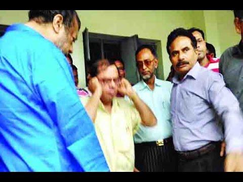 Head Master Torture- Narayanganj ( স্কুলের প্রধান শিক্ষককে কান ধরে উঠাবসা করানোর আসল ঘটনা)