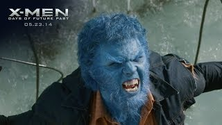 "X-Men: Days of Future Past | ""Beast"" Power Piece [HD] 