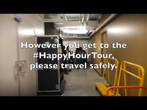 Straight No Chaser - Backstage at the Happy Hour Tour
