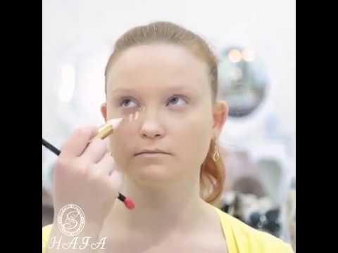 W dniu ślubu kobieta przychodzi do kosmetyczki! Wychodzi od niej zmieniona jak królowa!