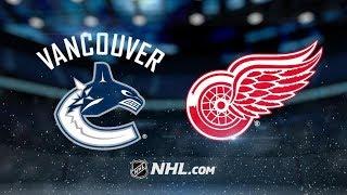 Детройт - Ванкувер 1-4