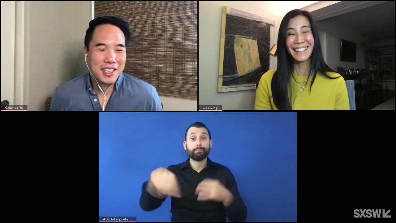 Keynote: Charles Yu in Conversation with Lisa Ling | SXSW 2021