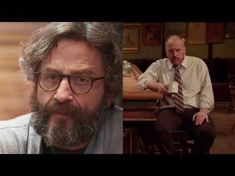 Louis C.K. and Marc Maron On Horace and Pete
