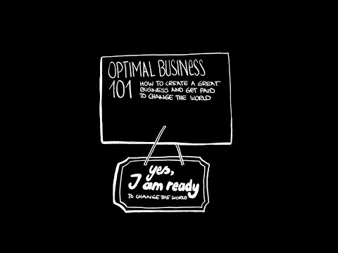 Optimal Business 101 masterclass (intro only)