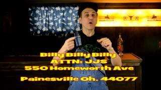 Billy Billy Video Billy - Bad Companions Review Image