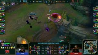 http://www.reddit.com/r/leagueoflegends/comments/5yvwv0/froggen_with_a_huge_outplay_on_arrow_by_pressing_r/     https://clips.twitch.tv/DelightfulSmoothSalamanderMoreCowbell