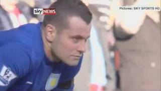 Shay Given weint nach Gary Speeds Tod