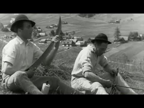 Zábery zo života pod Tatrami v roku 1938