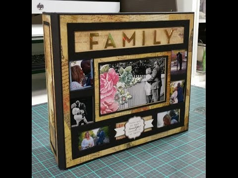 Scrapbook: The Perfect 8x8 Mini Album