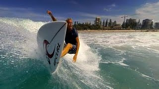 Surfing sesh snapper rocks