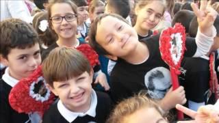 gaziemir sabiha gökçen ilkokulu 2c sinifi öğretmenler günü videosu