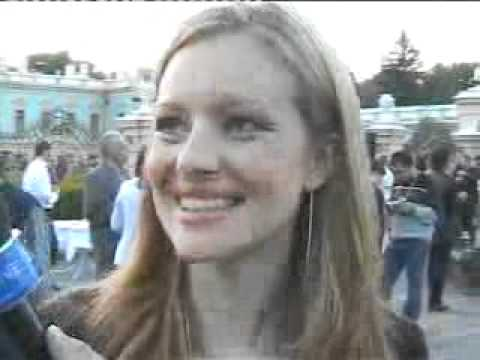 Monaco 2005: Interview with Lise Darly