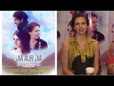 Kalki Koechlin Talk About Her Character In Movie Jia Aur Jia