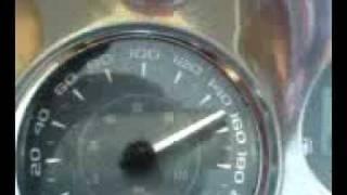 7. scarabeo 250 light,velocità max