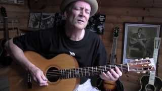 Ain't It Hard - Fingerpicking Blues - Mance Lipscomb