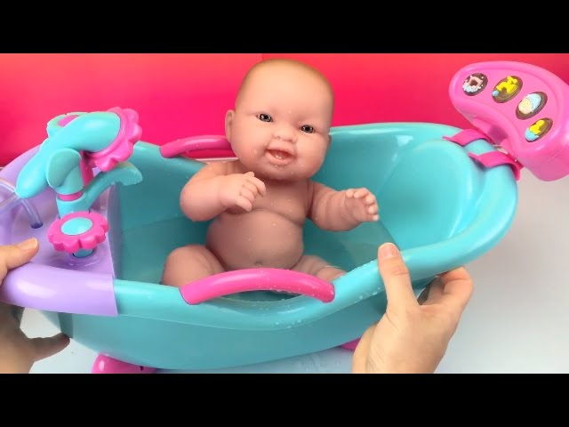new baby dolls bathtub toy. Black Bedroom Furniture Sets. Home Design Ideas