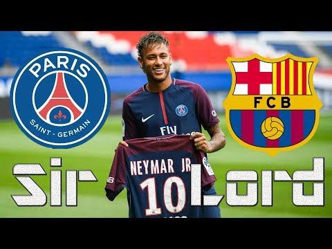 FIFA 17 | NEYMAR V PSG!!! | PSG-FC Barcelona | Xbox One | CZ/SK