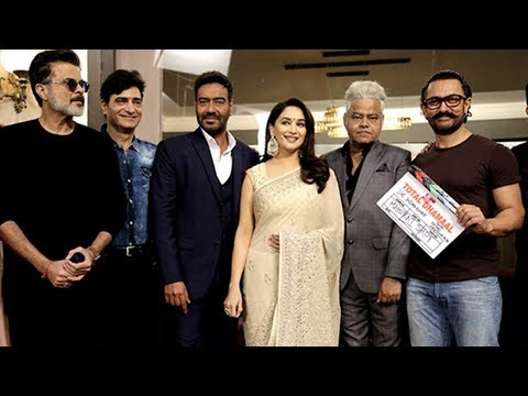 Aamir Khan On The FIRST DAY Shoot Of Total Dhamaal