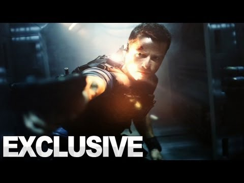 Lockout (WonderCon Extended Clip 'Gravity')