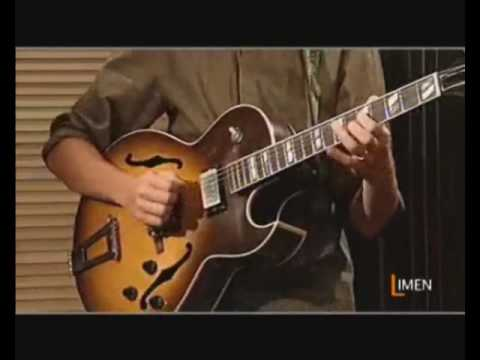 Jazz Music Video – Modern jazz guitar – Lorenzo Frizzera Trio – Blind