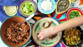 How to Make Pork and Pineapple Tacos