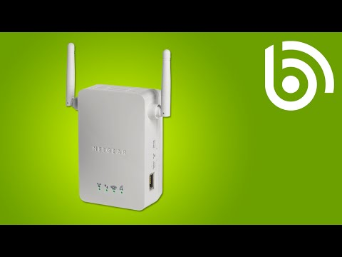 NETGEAR Range Extender Video