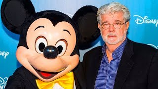 Video Why Did George Lucas Sell Star Wars to Disney? MP3, 3GP, MP4, WEBM, AVI, FLV Juni 2018