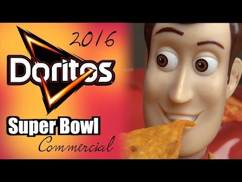Doritos 2020 NFL Super Bowl 54 Commercial: Parody Ad - Toy Story 4 - Woody,  Buzz & Batman