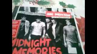 Unboxing One Direction Midnight Memories Deluxe